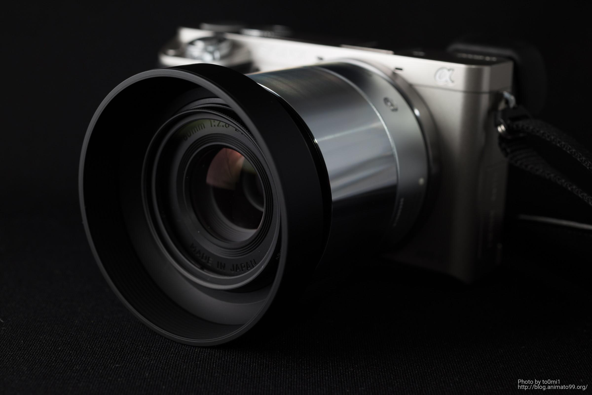 SIGMA 60mm F2.8 DN の外観レビュー