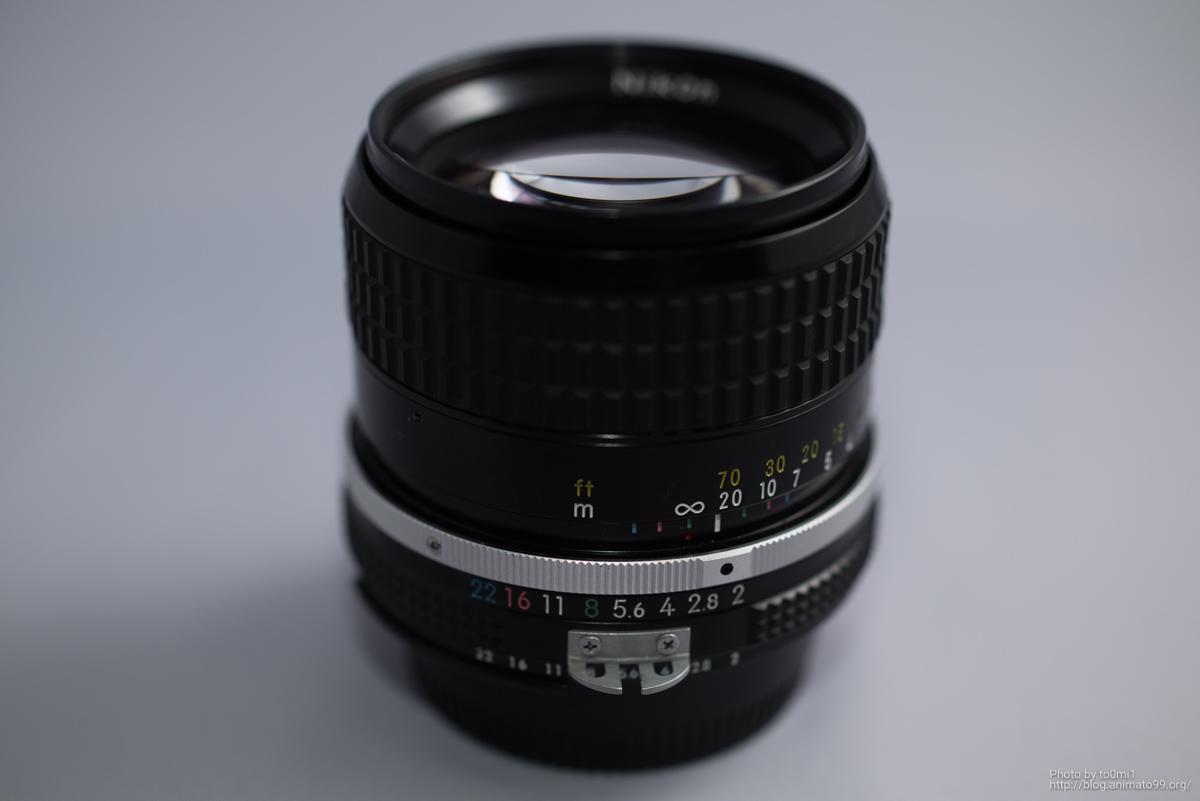 オールドレンズ Nikon Ai-S 85/2