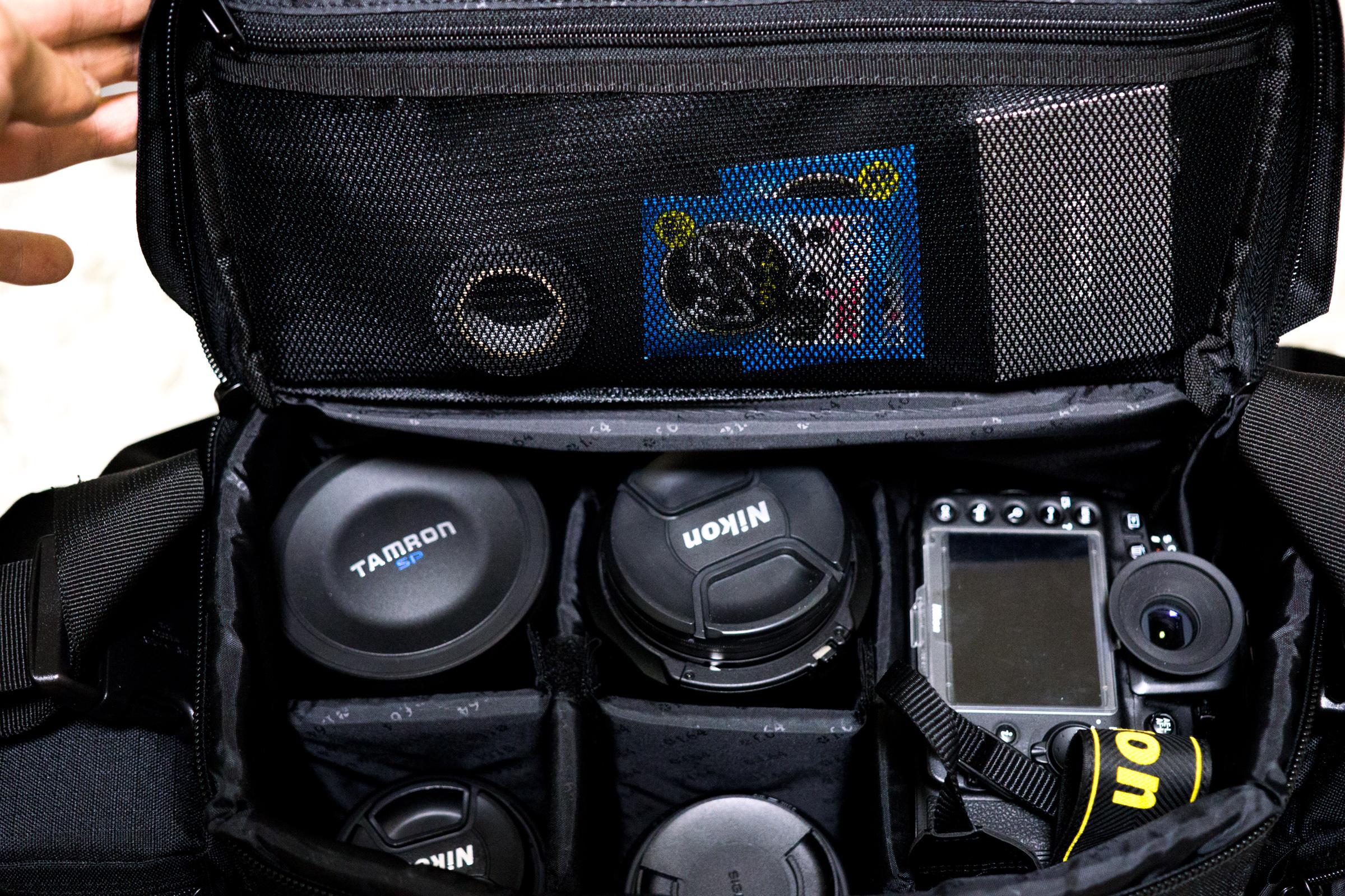 カメラバッグ f.64 SCM2 を買った!