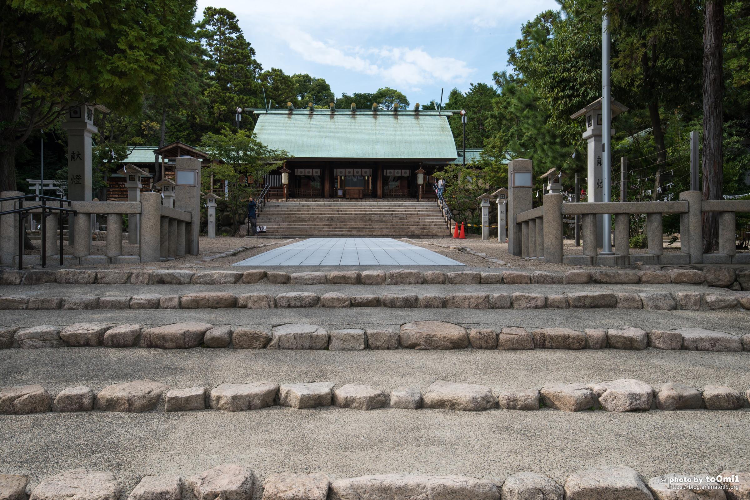 涼宮ハルヒな神社へ行ってきた【廣田神社】