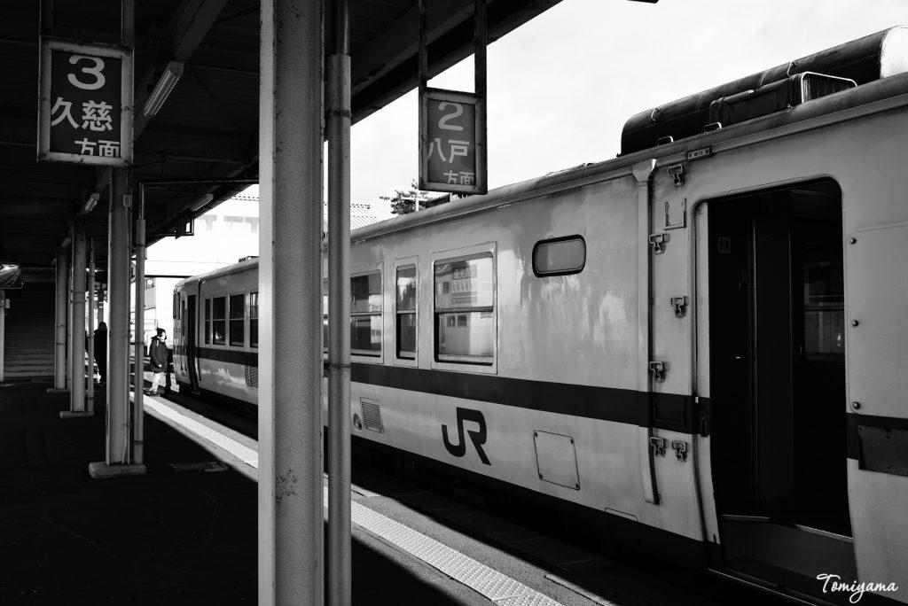【久慈】八戸線~三陸鉄道北リアス線~山田線~ and more… の旅