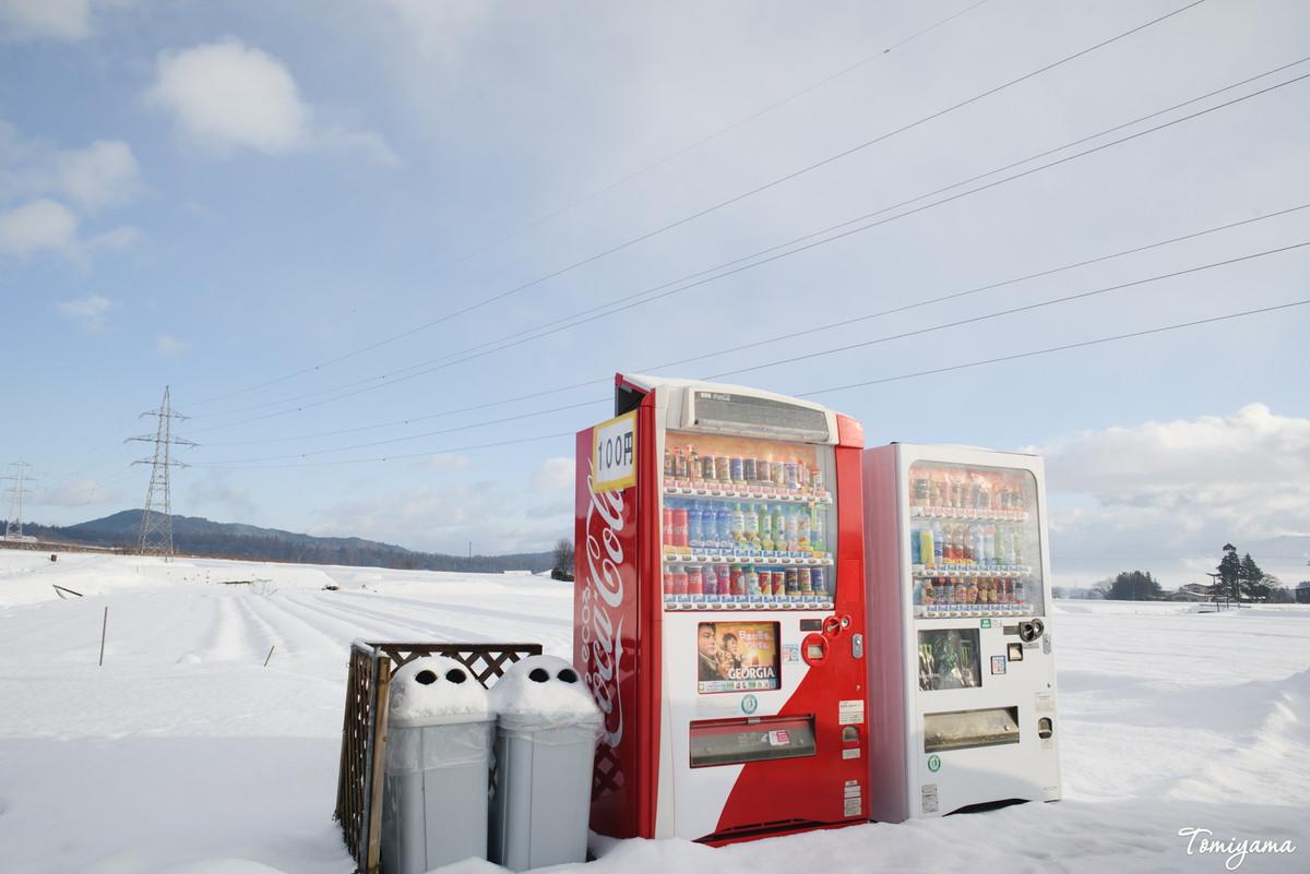 【志和大稲荷神社】岩手の冬は寒いよ広いよ