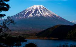 【ゆるキャン△】本栖湖の富士山【2019年 GW】